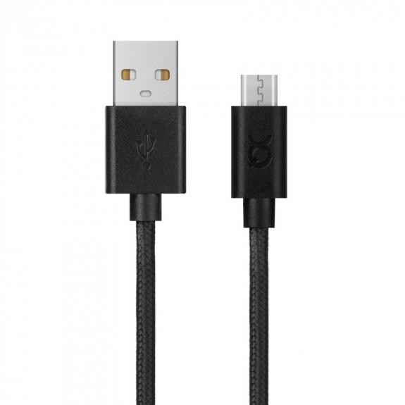 Câble micro USB vers USB-A 1,80m