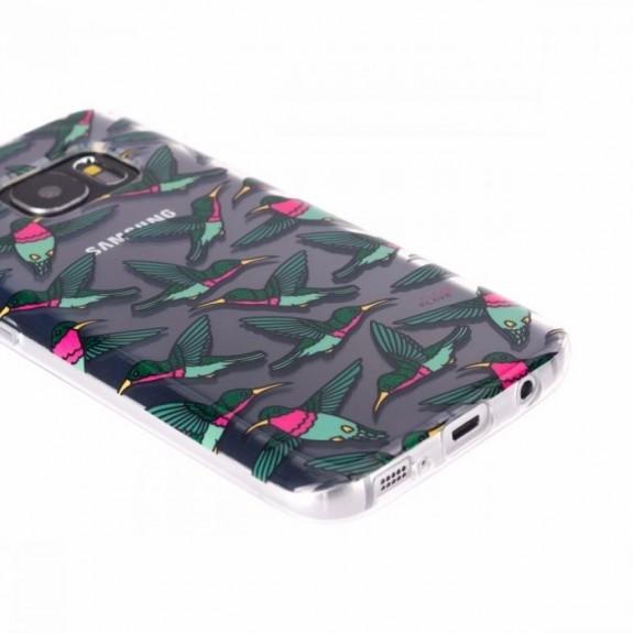 Coque de protection pour smartphones Flavr Hummingbirds