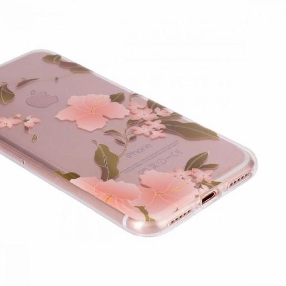 Coque de protection pour smartphones Flavr Hibiscus