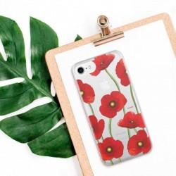 Coque de protection pour smartphones Flavr Poppy