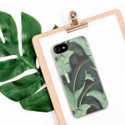 Coque de protection pour smartphones Flavr Banana Leaves