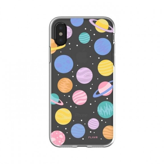 Coque de protection pour smartphones Flavr Happy Planets