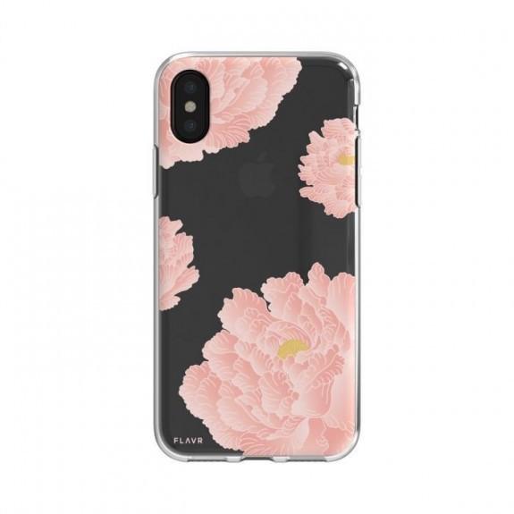 Coque de protection pour smartphones Flavr Pink Peonies