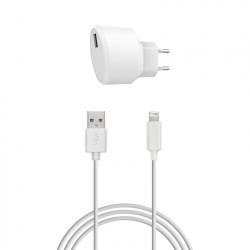 Chargeur secteur avec câble...