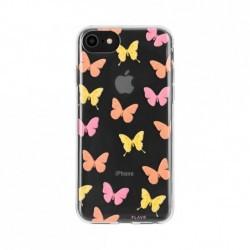 Coque souple Flavr papillons