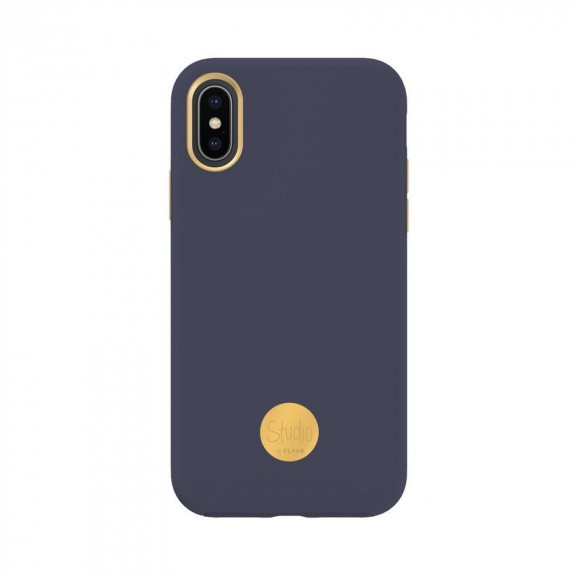 Coque rigide Pure Navy Flavr