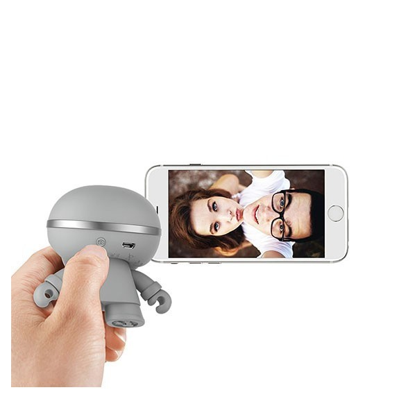 Enceinte Bluetooth lumineuse Mini Xboy Xoopar