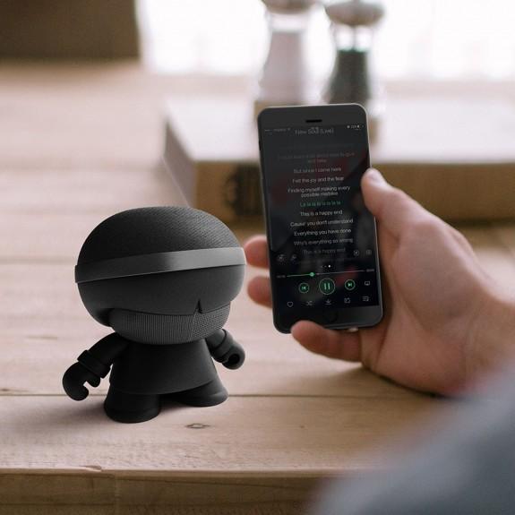 Enceinte Bluetooth lumineuse Xboy Stereo Xoopar