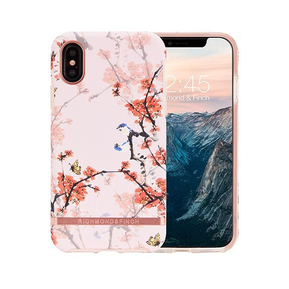 Coque de protection pour smartphones Richmond & Finch Cherry Blush