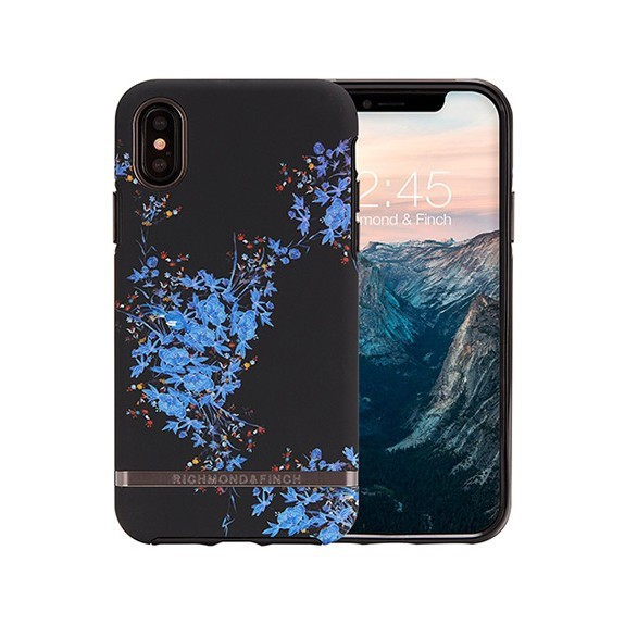 Coque de protection pour smartphones Richmond & Finch Midnight Blossom