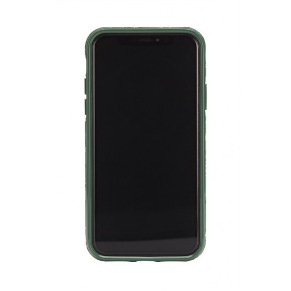 Coque de protection pour smartphone Richmond & Finch Green Leopard
