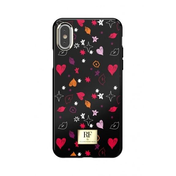 Coque de protection pour smartphone Richmond & Finch Heart and Kisses