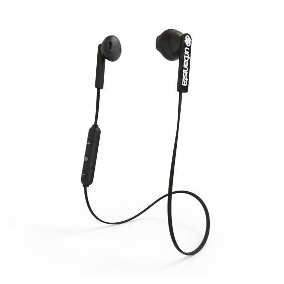 Écouteurs audio Bluetooth sport Urbanista Berlin avec embouts en silicone