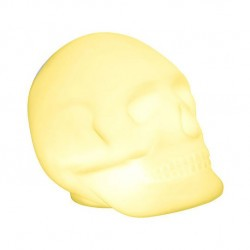 Enceinte lumineuse Skull...