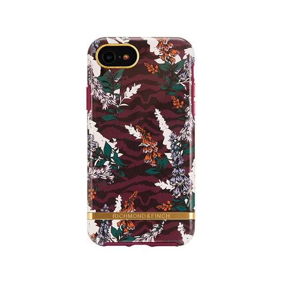 Coque de protection pour smartphone Richmond & Finch Floral Zebra