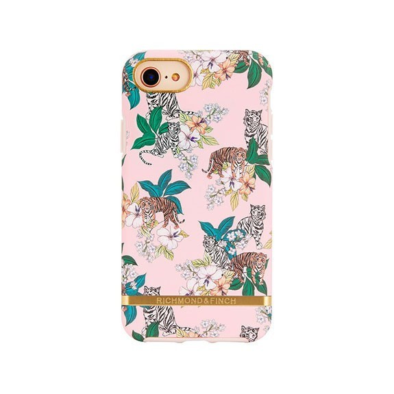 Coque de protection pour smartphone Richmond & Finch Pink Tiger