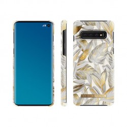 Coque rigide Fashion Platinum Leaves Ideal Of Sweden