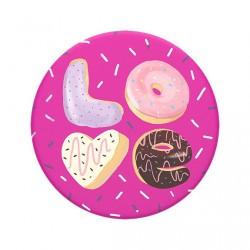 Popsockets motifs love donut