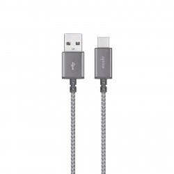 Câble Integra USB-C Moshi -...