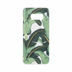 Coque Souple Banana Leaves...