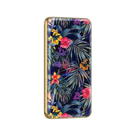Batterie de secours 5000mAh motif jungle colorée