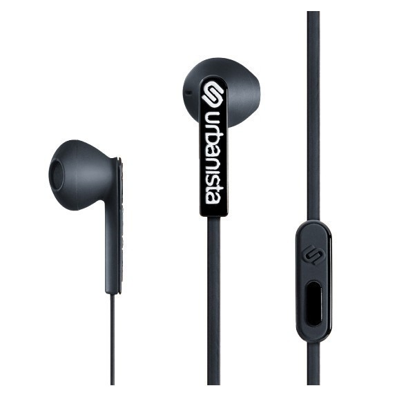 Écouteurs audio design avec télécommande Urbanista San Francisco