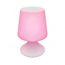 Lampe enceinte Bluetooth