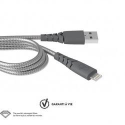 Câble Renforcé Lightning -...