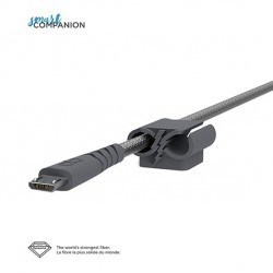 Câble de charge renforcé Micro USB 1,2m Force Power