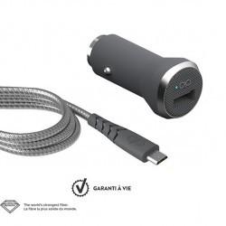 Chargeur Auto + Câble Micro...