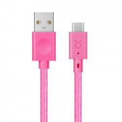 Câble Cotton USB-C - 1.80 m