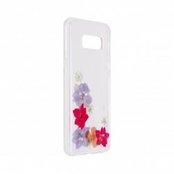 Coque de protection pour smartphones Flavr Real Flower Amelia