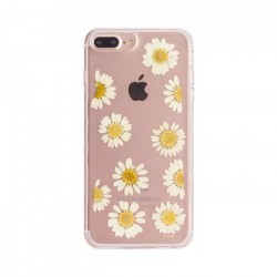 Coque Rigide Real Flower Daisy