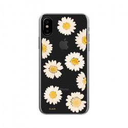 Coque Rigide Real Flower Daisy