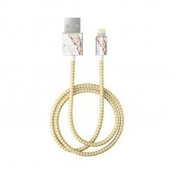 Câble Carrara Gold Lightning - 1 m