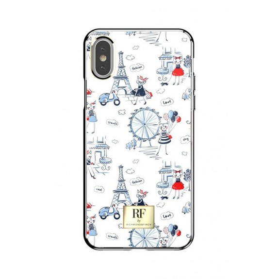 Coque de protection pour smartphone Richmond & Finch Paris