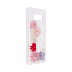 Coque de protection pour smartphones Flavr Real Flower Grace
