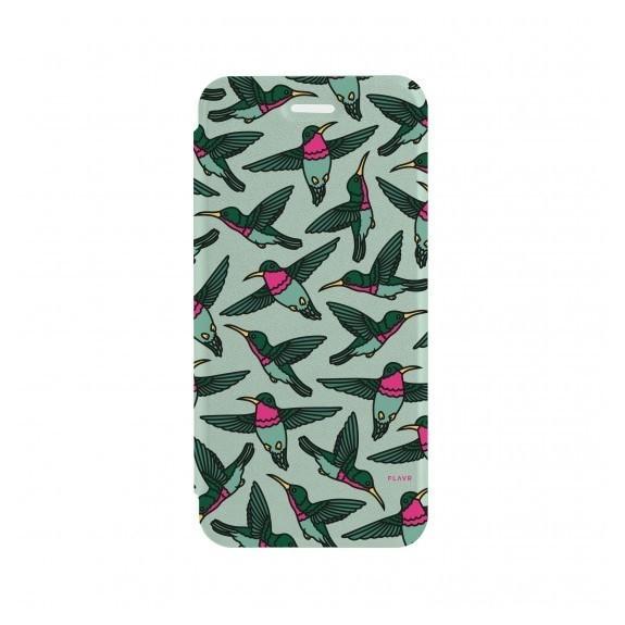 Étui de protection pour smartphones Flavr Hummingbirds