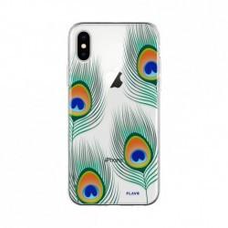 Coque Souple Peacock