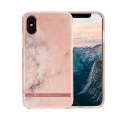 Coque de protection pour smartphones Richmond & Finch Pink Marble