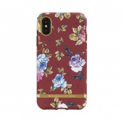 Coque Rigide Red Floral