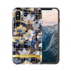 Coque de protection pour smartphones Richmond & Finch Floral Checked