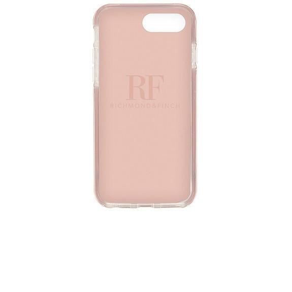 Coque Rigide Rose Gold Marble - Richmond & Finch