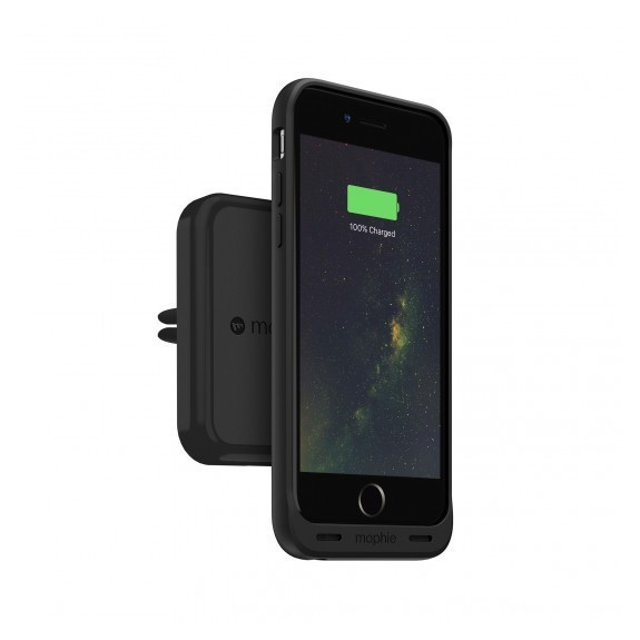 Support de charge auto à induction Mophie Charge Force Vent Mount