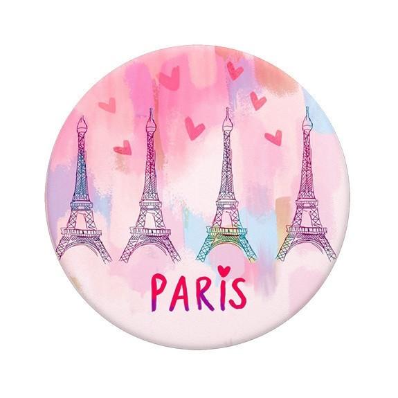 Poignée de téléphone PopSockets Paris