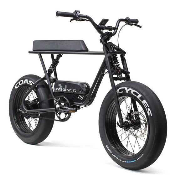 Coast Cycles Buzzraw X750