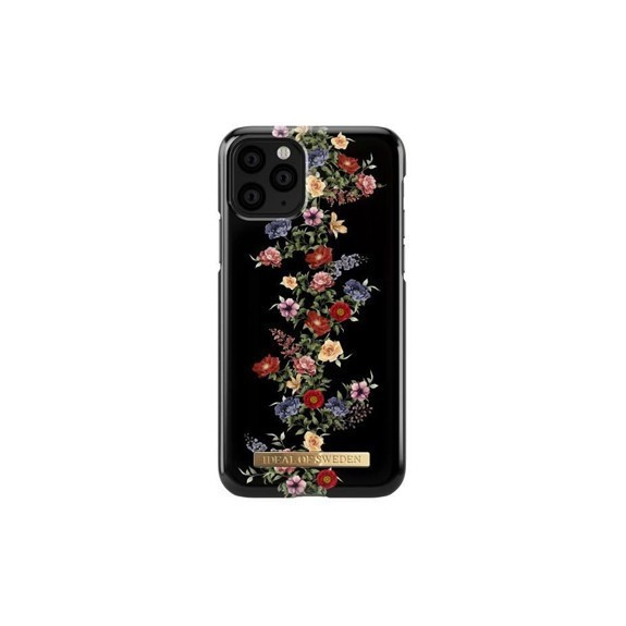 Coque Rigide Fashion Dark Floral iDeal Of Sweden