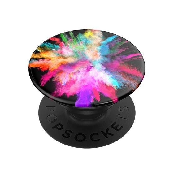 Poignée de téléphone PopSockets Burst gloss