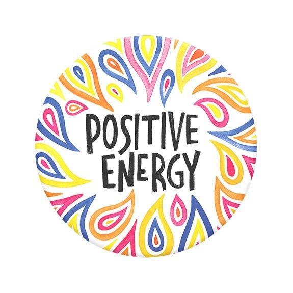 Poignée de téléphone PopSockets Positive energy