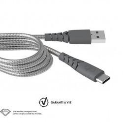 Câble Renforcé USB-C - 2m
